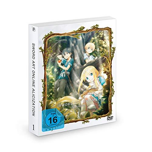 Sword Art Online: Alicization - Staffel 3 - Vol.1 - [DVD]