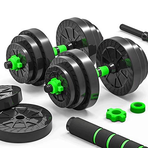 LH SHOP Dumbbell, Hantelset, fest Hantel, 10 kg-40 kg, Fitnessgeräte, verstellbare Hantel, Unisex (paarweise) (Color : 10kg)