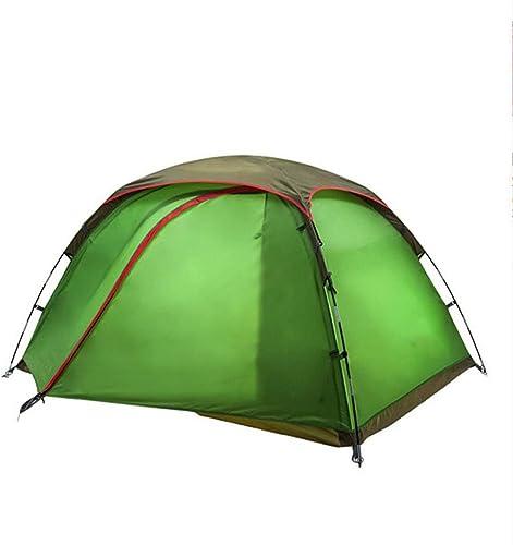 Kaxima Ventilation double couche en aluminium Bar Outdoor camping tente