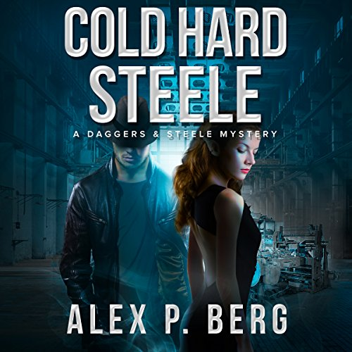 Cold Hard Steele audiobook cover art