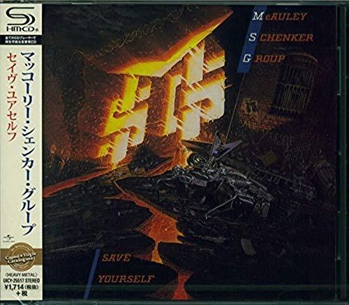 Michael Schenker Group: Save Yourself (SHM-CD) (Audio CD)