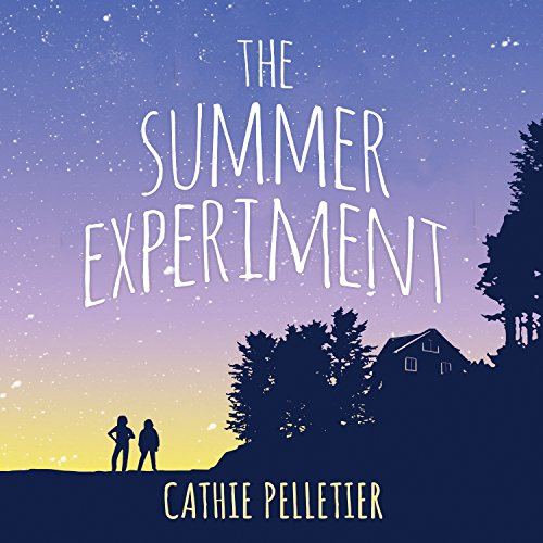 The Summer Experiment audiobook cover art
