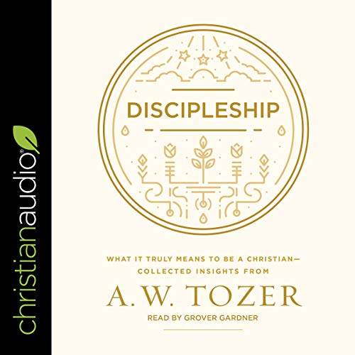 Discipleship audiobook cover art