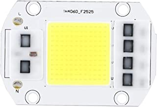 LED Chip, 2.4 X 1.6 in High Power LED Light 100W 220V for Advertising for Indoor Outdoor Use