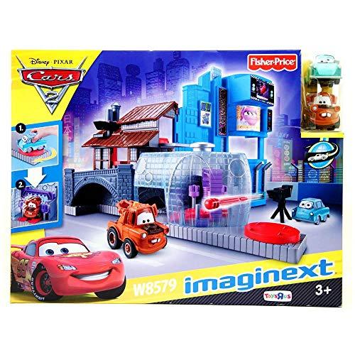 Fisher-Price - Cars Tokio Playset (Mattel)