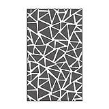 Vaessen Creative Mini Carpeta de Embossing, Triangular, para Agregar Textura y Dimensión a Páginas de Scrapbook, Tarjetas y Otras Manualidades de Papel, 7,6 x 12,7 cm