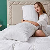 Cosybay Large Long Body Pillow for Adults and Pregnancy, Extra Luxury for Side Sleepers, Breathable Bamboo Cover