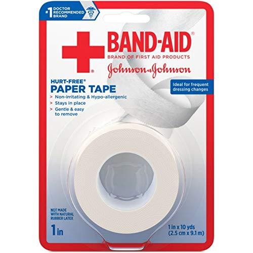 Band-aid ruban papier, petite 1 EA Lot de 2