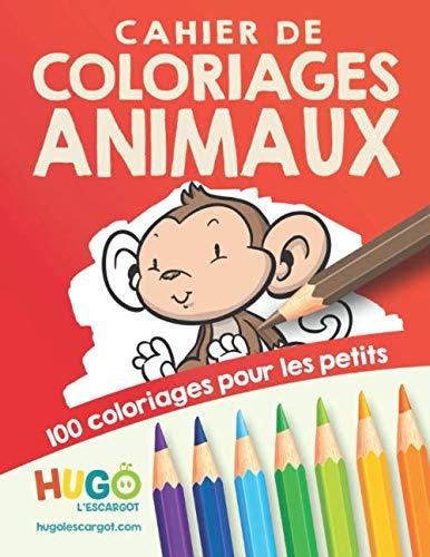 Cahier de coloriage animaux