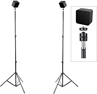 Skywin VR Tripod Stand Compatible with SteamVR Base Station 2.0 - Sensor Stand and Base Station for Vive Sensors or Oculus...