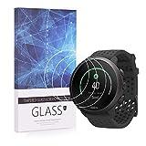 BECEMURU Suunto 3 Watch de Pantalla 9H Pantalla de Cobertura Completa Protector de Cristal Templado para Suunto 3 - Gen.2 Unisex Multisport Watch Smartwatch (Paquete de 3)