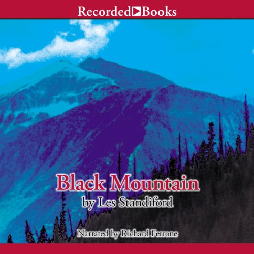 Black Mountain audiobook cover art