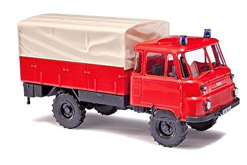 Busch 50298-09 - Robur LO 2002 A Volkspolizei Bezirk Halle