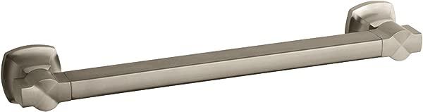 Kohler K 11882 BV Margaux 18 Grab Bar Vibrant Brushed Bronze