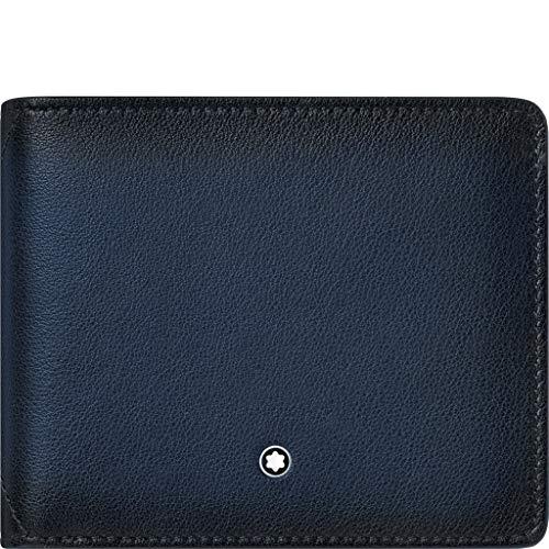 MONTBLANC Meisterstück Navy Sfumato Wallet 6cc 123719