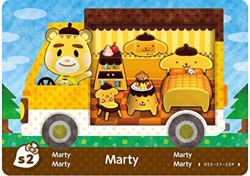 Amiibo Karten: Animal Crossing: New Leaf – Sanrio Collaboration Pack (6 Stück) - 3