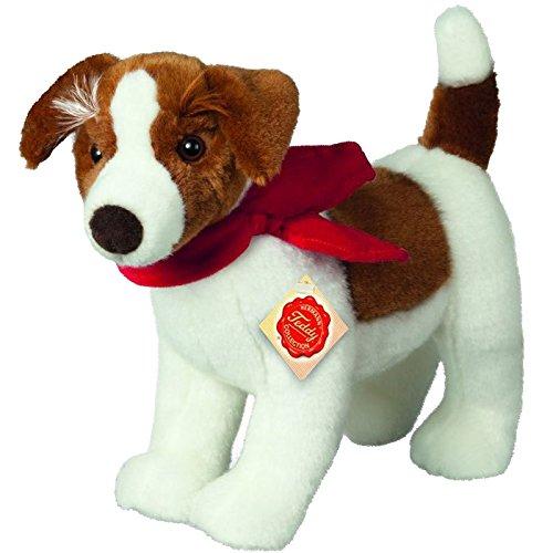Hermann Teddy Collection 919209 - Plüsch-Jack Russell Terrier stehend, 26 cm