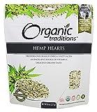 Organic Traditions Hemp Hearts - 8 oz