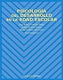 Psicología del desarrollo en la edad escolar