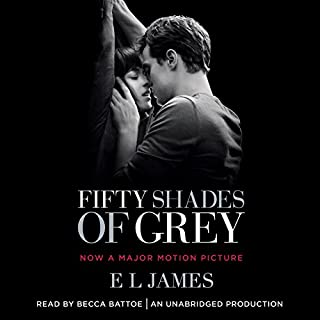 Fifty Shades of Grey     Book One of the Fifty Shades Trilogy              By:                                                                                                                                 E. L. James                               Narrated by:                                                                                                                                 Becca Battoe                      Length: 19 hrs and 48 mins     32,395 ratings     Overall 3.9