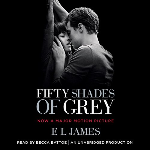 Fifty Shades of Grey     Book One of the Fifty Shades Trilogy              By:                                                                                                                                 E. L. James                               Narrated by:                                                                                                                                 Becca Battoe                      Length: 19 hrs and 48 mins     32,733 ratings     Overall 3.9