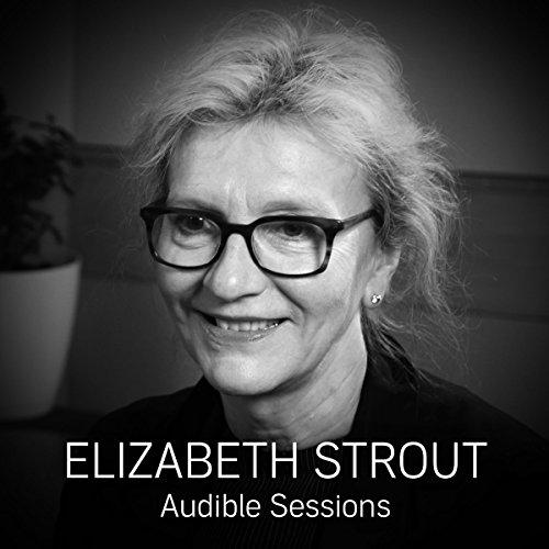 Elizabeth Strout audiobook cover art