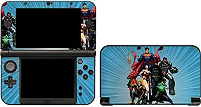 Skinit Decal Gaming Skin for 3DS XL 2015 - Officially Licensed Warner Bros Justice League New 52 Design