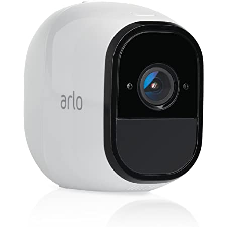 Arlo VMC4030-100NAR PRO Add-on Camera, White (Renewed)