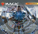 Magic: The Gathering 2022 Deluxe Wall Calendar with Print