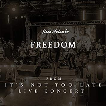It's Not Too Late Live Concert: Freedom (Live)