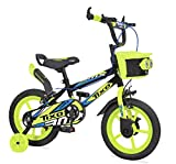 "Tixo Kids Cycle 14"" BMX Baby Cycle for Boys & Girls - Age"