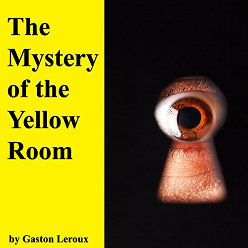 The Mystery of the Yellow Room cover art