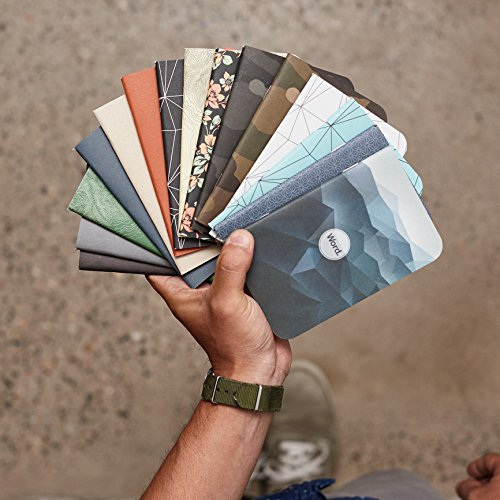 Word. Notebooks Swedish Camo (3-pack) Photo #5
