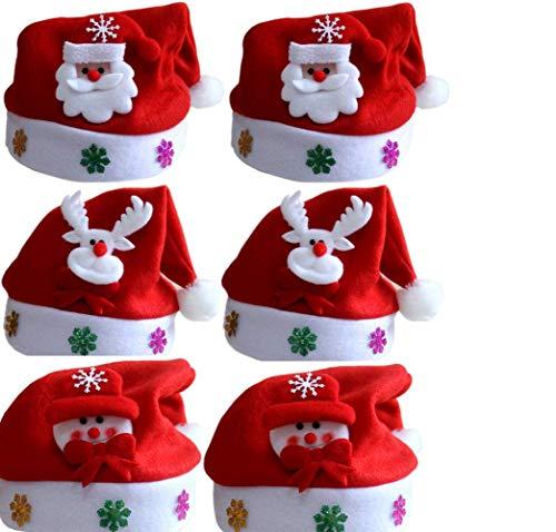 Dream Loom Sombrero de Navidad para niños