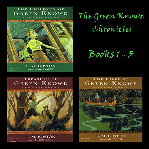 The Green Knowe Chronicles, Books 1-3 cover art