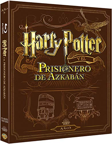 Harry Potter. El Prisione