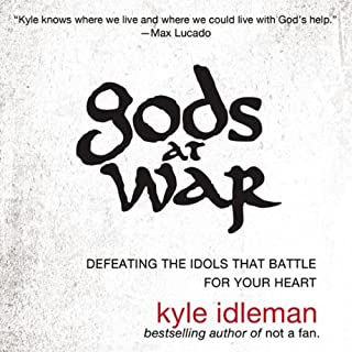Gods at War audiobook cover art