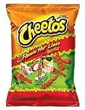 Cheetos Crunchy Flammin Hot Limon, 9.5 Oz Bags (8pk)