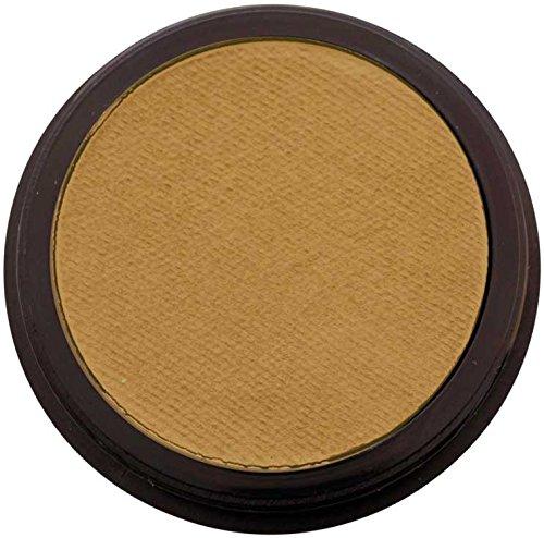 Eulenspiegel 359105 - professionele acqua make-up schmink - donkerbeige - 3,5 ml / 5 g