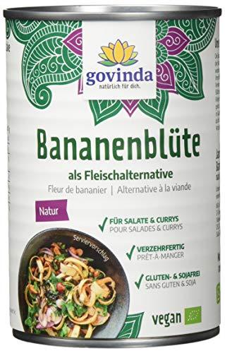 Govinda Bananenblüten, 6er Pack (6 x 400 g)