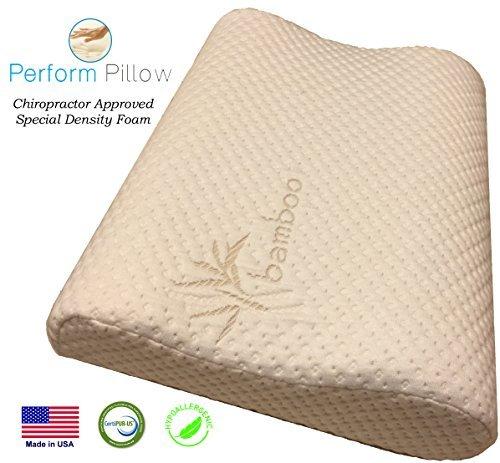 Perform Pillow Medium Profile