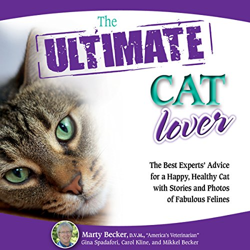 The Ultimate Cat Lover audiobook cover art