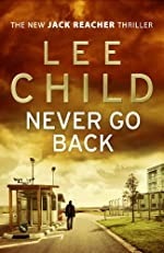 Never Go Back - (Jack Reacher 18) de Lee Child