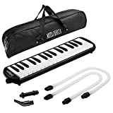 Best Melodicas - CAHAYA Melodica 32 Keys Pianica with Long Pipe Review