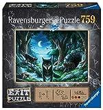 Ravensburger Puzzle 15028 - Wolfsgeschichten 759 Teile Exit Puzzle - Premium Qualität für EXIT-...