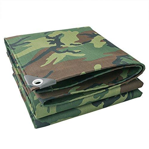 Dongyd Bâches de bâche de Camouflage épaissie extérieure bâche bâche de Protection Solaire bâche de Protection bâche imperméable (Taille : 3x3m)