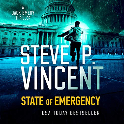 State of Emergency Audiobook By Steve P. Vincent cover art