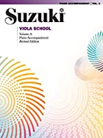 Suzuki Viola School Piano Accompaniments (The Suzuki Method Core Materials)