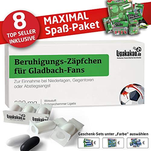 Alles für Gladbach-Fans by Ligakakao.de vereins-Fahne ist jetzt das MAXIMAL SPAß Paket