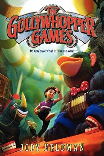Compare Textbook Prices for The Gollywhopper Games Gollywhopper Games, 1 Illustrated Edition ISBN 9780061214523 by Feldman, Jody,Jamieson, Victoria